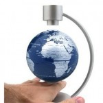 Magnetically Levitating Globe