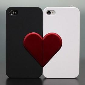iphone 4 couple case