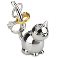 Cute Animal Shaped Ring Holders