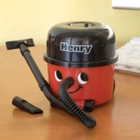 Henry Desktop Vacuum Cleaner Review